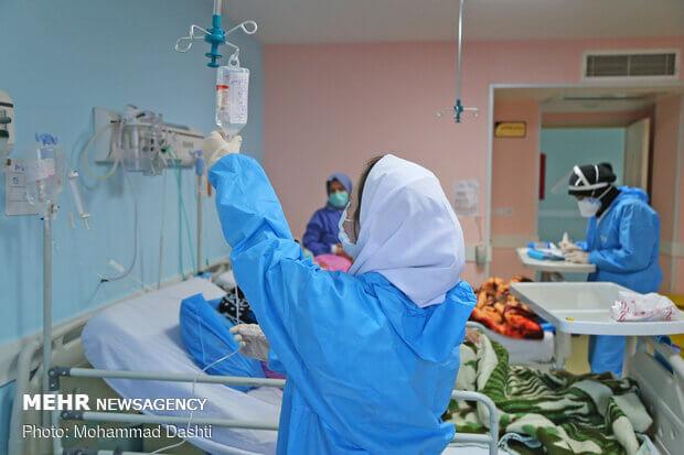 توانمندسازی پرستاران بخش های کرونایی با آموزش مجازی